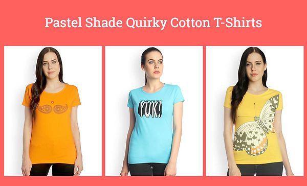 pastel-shade-quirky-cotton-t-shirts