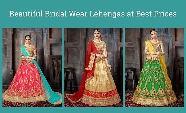beautiful-bridal-wear-lehengas-at-best-prices