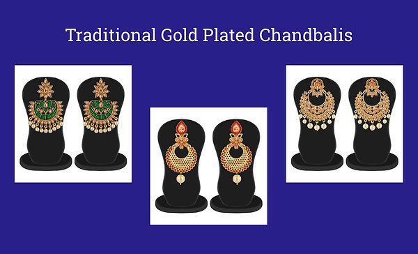 traditional-gold-plated-chandbalis