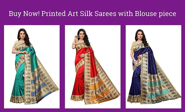 buy-now-printed-art-silk-sarees-with-blouse-piece