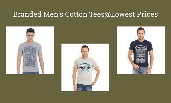 branded-men-s-cotton-tees-lowest-prices