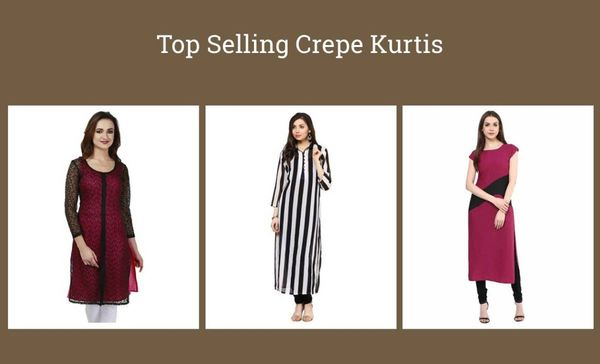 top-selling-crepe-kurtis