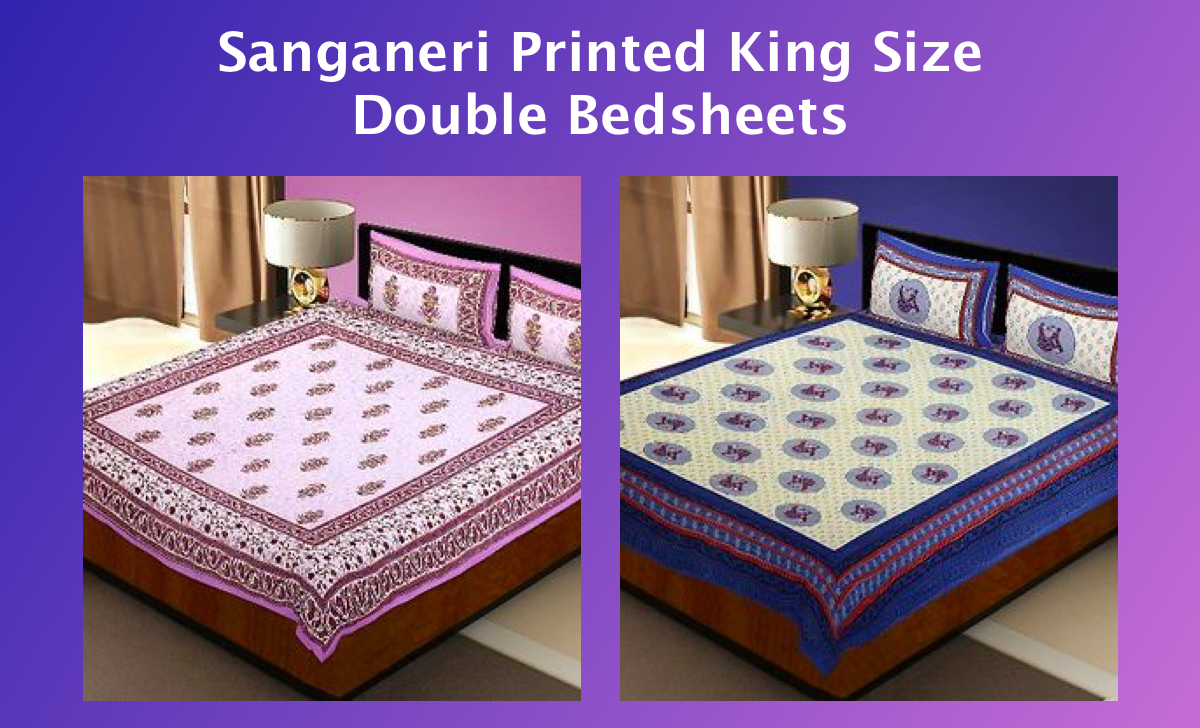 sanganeri-printed-king-size-double-bedsheets