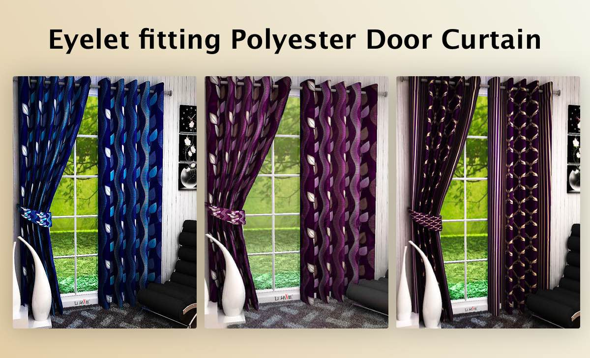 eyelet-fitting-polyester-door-curtain