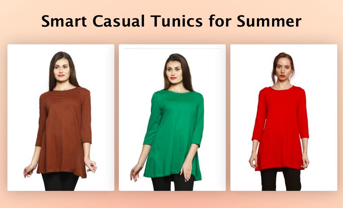 smart-casual-tunics-for-summer