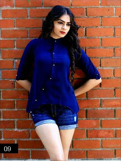 DESIGNER STITCHED WESTERN  WEAR TOP COLLECTION