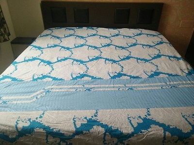 ELASTIC FITTED BEDSHEET