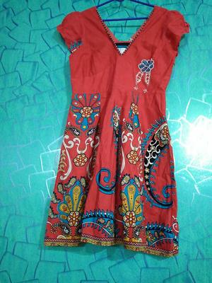 digital print kurta/top/anarkali