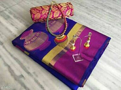 Exquisite New Kalash Designs in Hit PF Sarees! Sarees Have Never Looked So Beautiful!