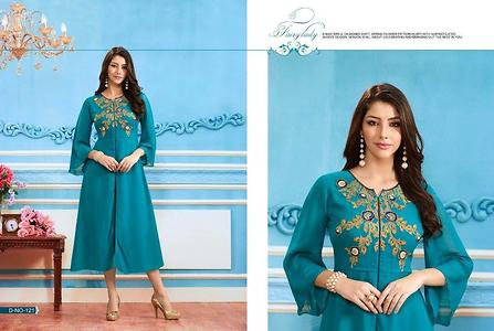 Beautiful Georgette Kurtis. suitable for all occasions.