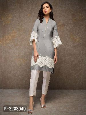 Cotton Stitched Salwar Suit Sets For Women