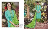 cotton embroidery salwar suit material