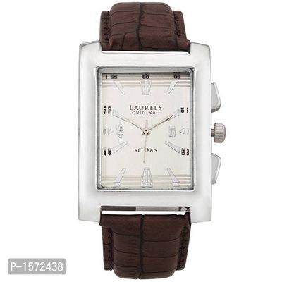Silver Men's Analog watches
