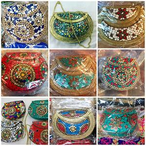 Handcrafted Clutches