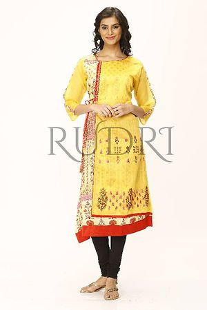 Ethnic Kurti By RUDRI