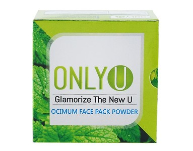 ONLY U Ocimum Face Pack