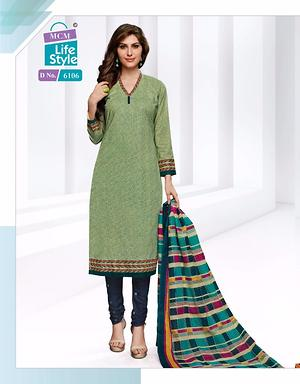 MCM Lifestyle Pure Cotton salwar
