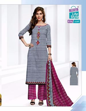 MCM Lifestyle Pure Cotton salwar meterial