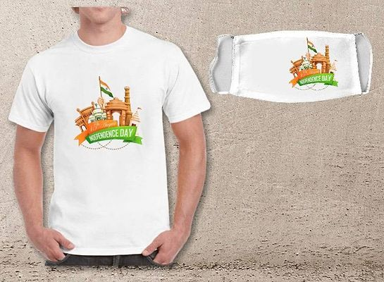 Independence Day Special Printed T-Shirt
