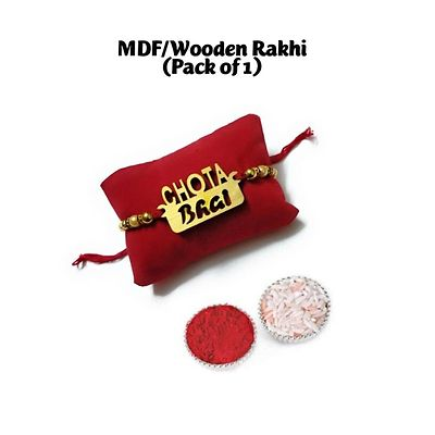 Special Rakhi for Brother -Pack of 1