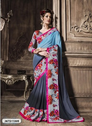 Party Wear Saree Collection