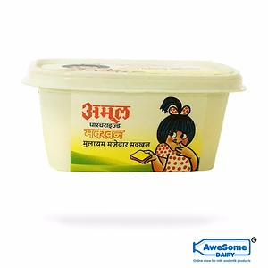 Amul Pasteurised Butter 200g