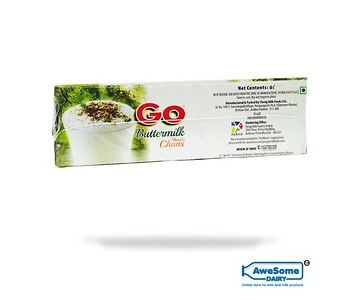 Go Masala Chaas 1 litre,12 Packets