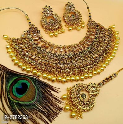 Bridal Jewellery Set For Women