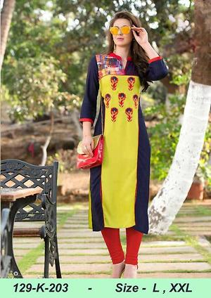 New Catalogue Kurtis
