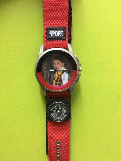 personalised watch