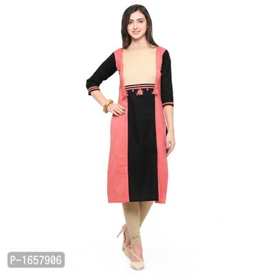Women's Cotton Flex Kurtis