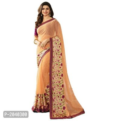 Indian Traditional Georgette Printed Saree