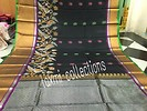 Pure handloom kanjivaram soft silk saree