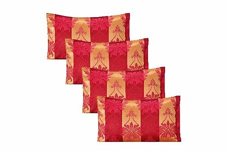 ForEver Polycotton Pillow Covers Both Side Same Fabric, 27