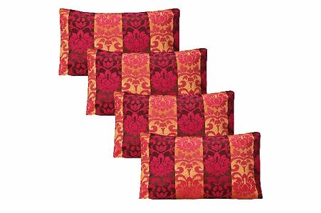 Polycotton Pillow Covers Both Side Same Fabric, 17