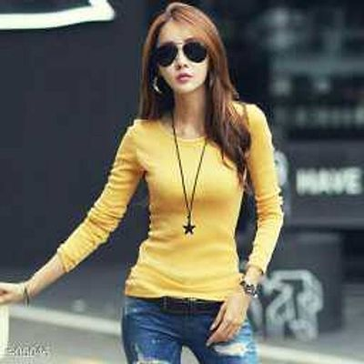 full sleeves cotton top