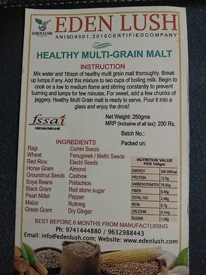 Healthy Multi Grain Malt