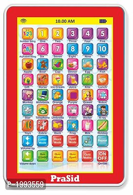 Multicoloured My Pad Mini English Learning Tablet for Kids
