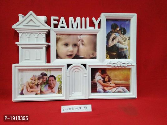 Swiss House photo frame