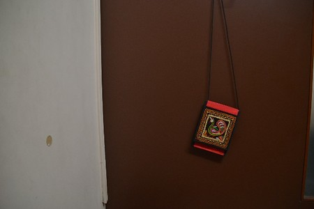 Small Red sling