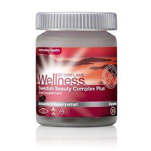 Oriflame Wellness Swedish Beauty Complex