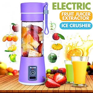 Portable Rechargeable Automatic Smoothie Maker