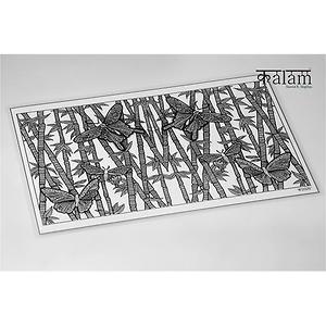 KALAM BAMBOO BUTTERFLY TABLE MAT