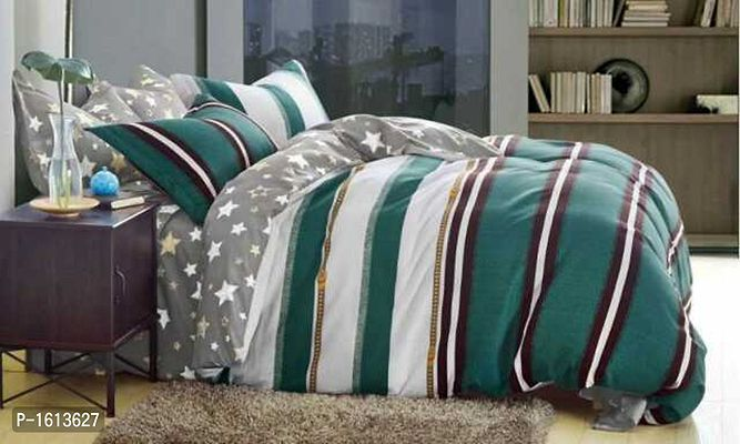 heavy glace cotton bedsheets