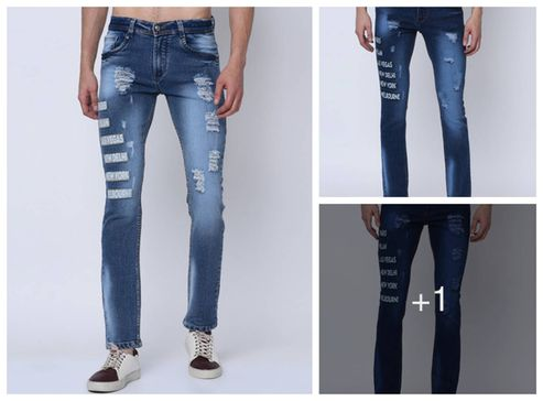 men-s-denim-printed-slim-fit-jeans