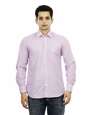 Blue Nation Cotton Formal Shirts For Men