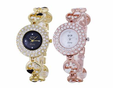 Stylish Watches Combo For Women
