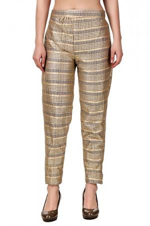 Brover New Trendy Party Pant with Santoon lining-XXL