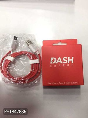 Dash data and usb cable
