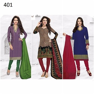 Combo Pack Cotton Material by Rajeshwari's Shop